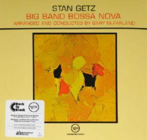 Stan Getz - Big Band Bossa Nova (LP)