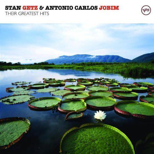 Stan Getz and Antonio Carlos Jobim - Their Greatest Hits (2007)