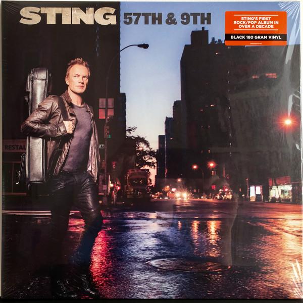 Sting - 57th & 9th (Vinyl, LP)