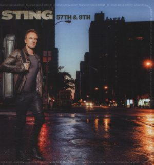 Sting - 57th and 9th (2016)