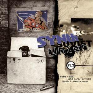 Synth Union Pt.2 (Vinyl, LP)