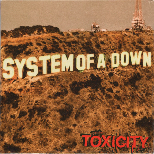 System Of A Down - Toxicity (Vinyl, LP)