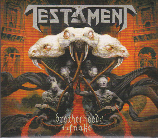 Testament - Brotherhood Of The Snake (Import)