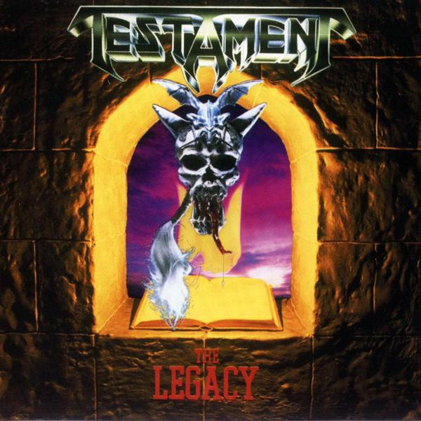 Testament - The Legacy (Import, EU)