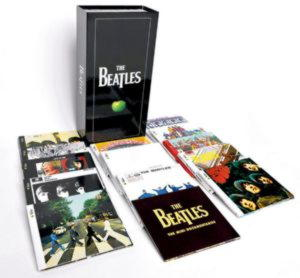 The Beatles - Remastered Stereo Boxset (16CD+DVD)