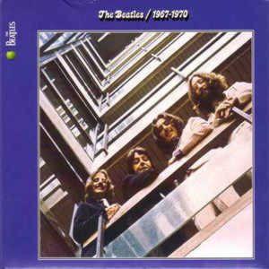 The Beatles - 1967-1970 (2cd) (Remaster) (Import, EU)