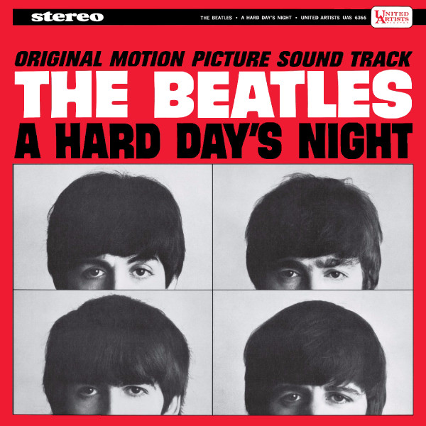 The Beatles - A Hard Day's Night (2014) (Remastered)