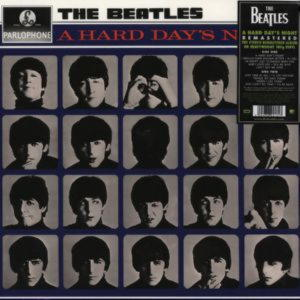 The Beatles - A Hard Day`s Night (Remastered,180 Gram) (LP)