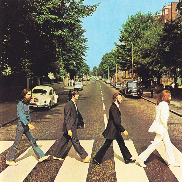 The Beatles - Abbey Road (Import)