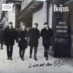 The Beatles - Live At The BBC 1 (3 LP)