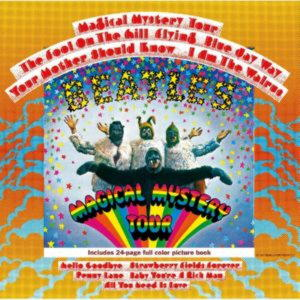 The Beatles - Magical Mystery Tour (Remastered,180 Gram)(LP)