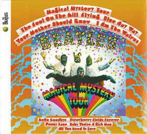 The Beatles - Magical Mystery Tour (Remaster) (Import, EU)