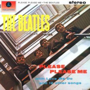 The Beatles - Please Please Me (Lp)