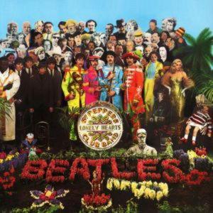 The Beatles - Sgt Pepper`s Lonley Hearts Club Band (LP)