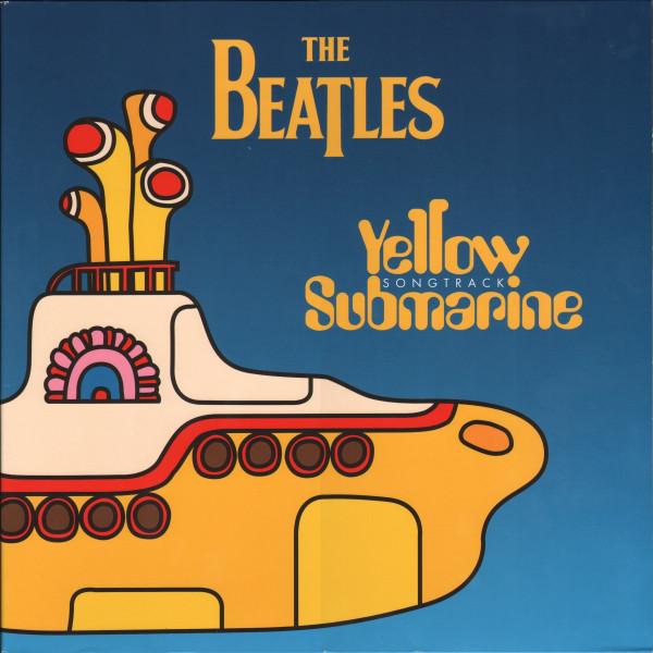 The Beatles - Yellow Submarine Songtrack (Vinyl, LP)