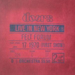 The Doors - Live In New York (2 LP)