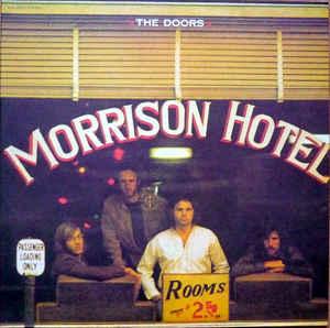The Doors - Morrison Hotel (Vinyl, LP)