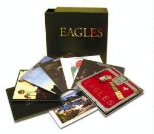 Eagles: Catalogue CD Album Box