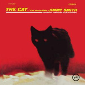 The Incredible Jimmy Smith - The Cat (LP)