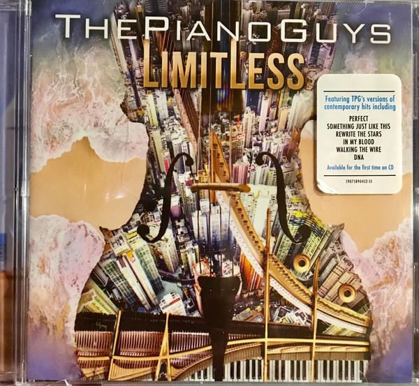 The Piano Guys - Limitless (2018) (Import, EU)