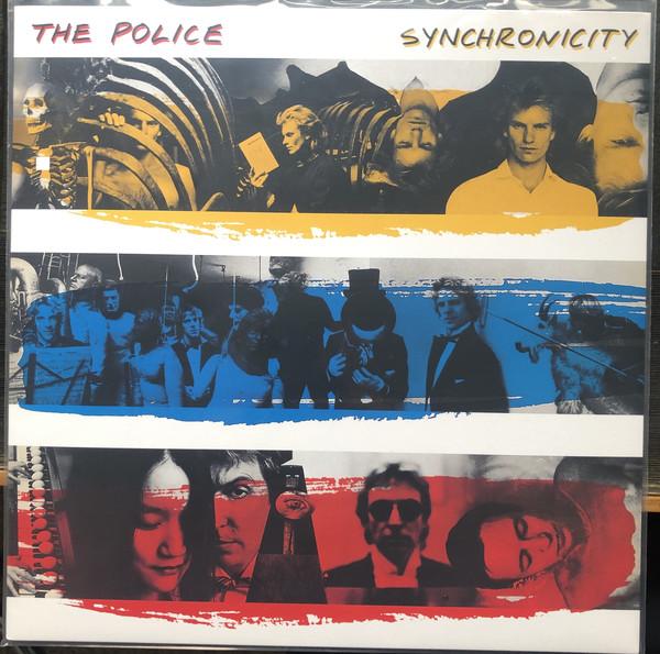 The Police - Synchronicity (Vinyl, LP)
