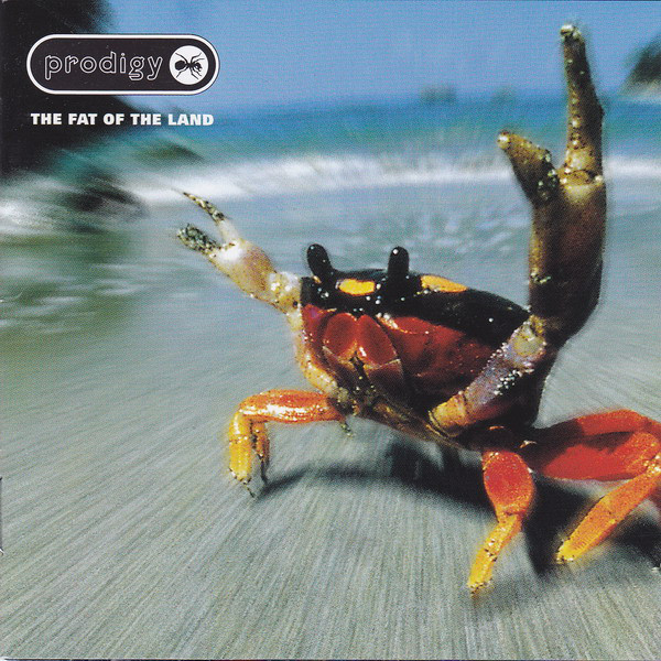 The Prodigy - The Fat Of The Land (Import, EU)