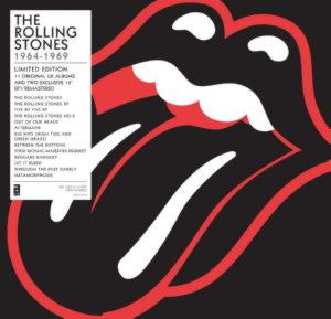 The Rolling Stones 1964-1969 - Limited Edition Remastered Vinyl