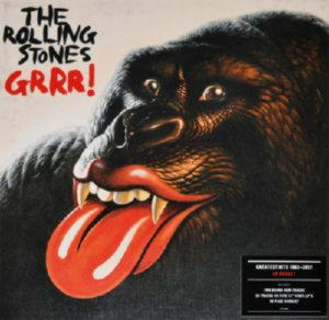 The Rolling Stones - Grrr! (5 LP)