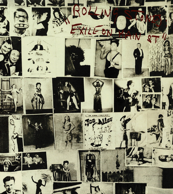 The Rolling Stones - Exile On Main Street. Remastered (Vinyl, 2x