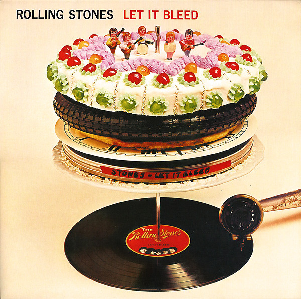 The Rolling Stones - Let It Bleed (Vinyl, LP)