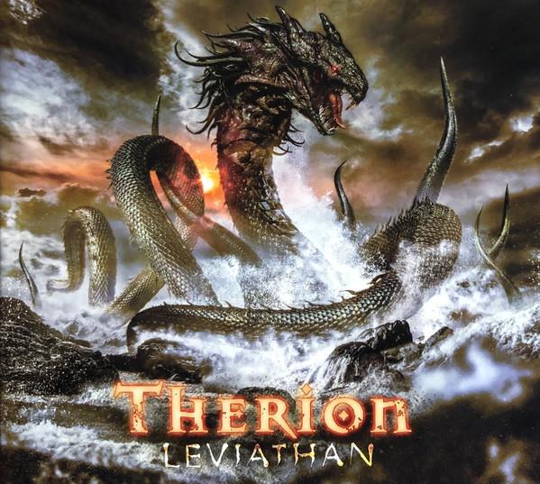 Therion - Leviathan (2021) (Digipak)