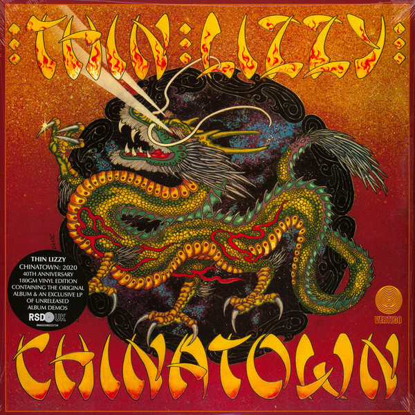 Thin Lizzy - Chinatown (2xVinyl, LP)