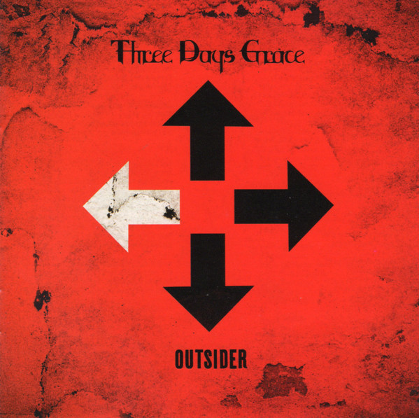 Three Days Grace - Outsider (2018) (Import)