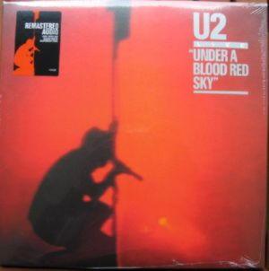 "U2 - Live ""Under A Blood Red Sky"" (LP)"