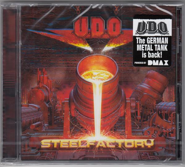 U.D.O. - Steelfactory (2018) (Import, EU)
