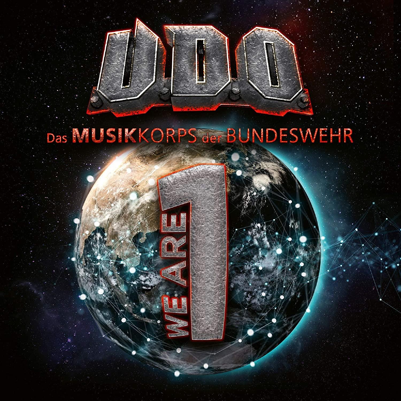 U.D.O. - We Are One (2020) (Import, EU)