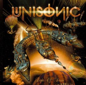 Unisonic - Light Of Down (2014)