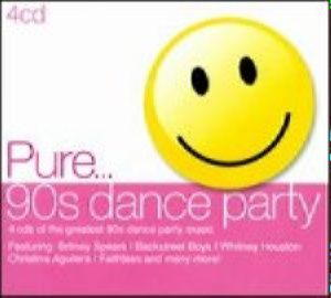 Various Artists - PURE…90s Dance Party (4 CD)