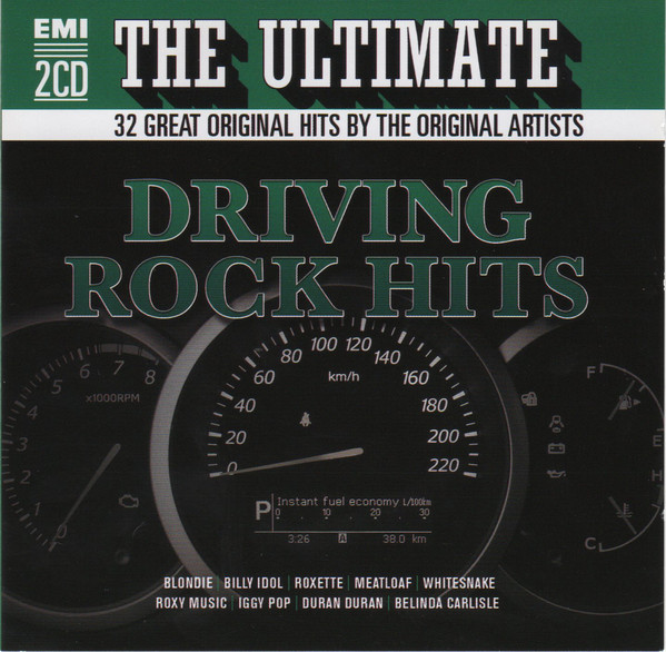 Various (Сборник) - The Ultimate Driving Rock Hits (2CD) (Import