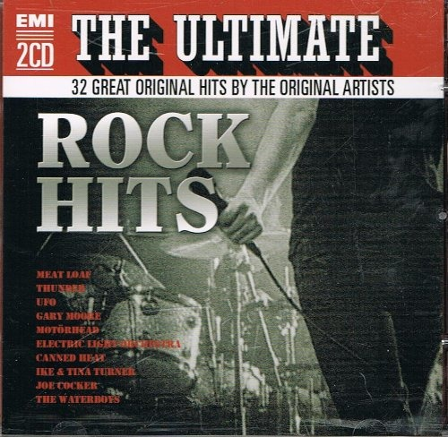 Various (Сборник) - The Ultimate Rock Hitsd (2CD) (Import)