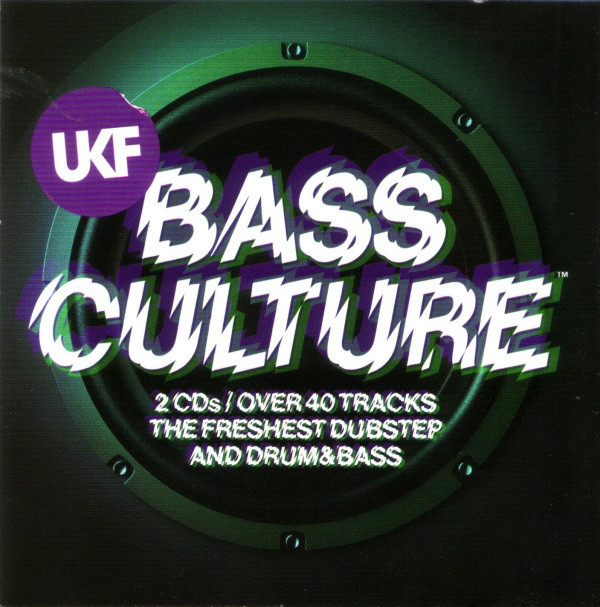 Various - UKF Bass Culture (2cd) (Import, EU)