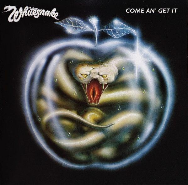 Whitesnake - Come An' Get It (Import, EU)