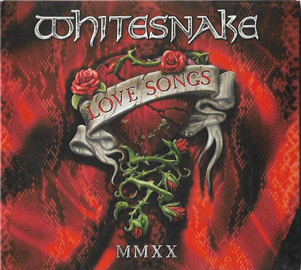 Whitesnake - Love Songs (2020 Remix) (Digipak) (Import, EU)