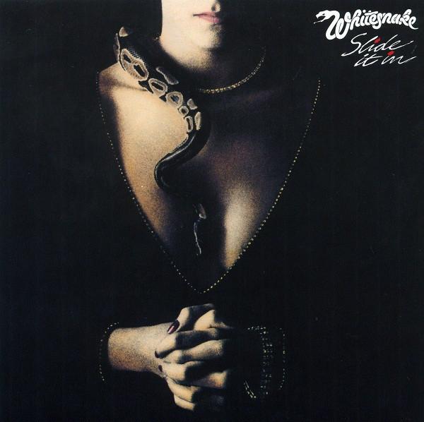 Whitesnake - Slide It In (1988) (Import)