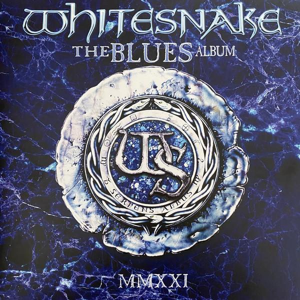 Whitesnake - The Blues Album (2021) (2×Vinyl, LP)