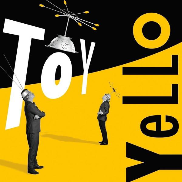 Yello - Toy (2×Vinyl, LP)