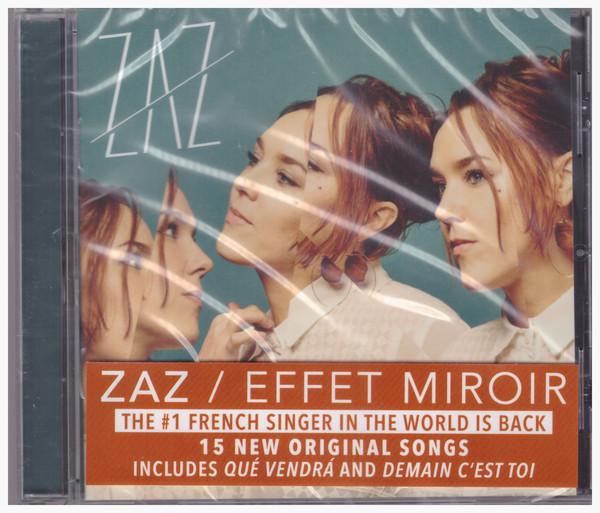 Zaz - Effet Miroir (2018, Import)