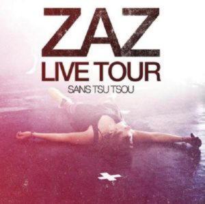 Zaz - Sans Tsu Tsou (CD+DVD)
